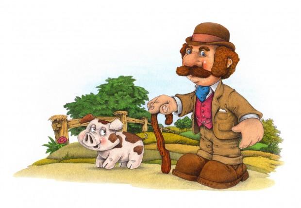 Pig farmer